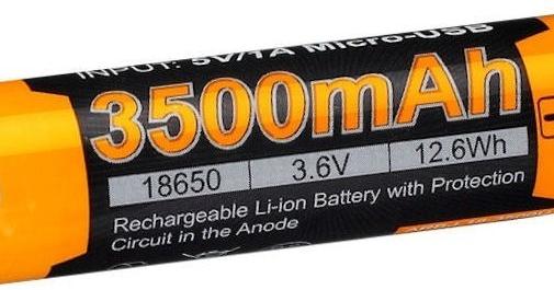 De (on)zin op een batterij.